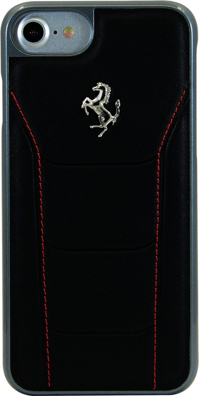 coque iphone 7 ferrari cuir