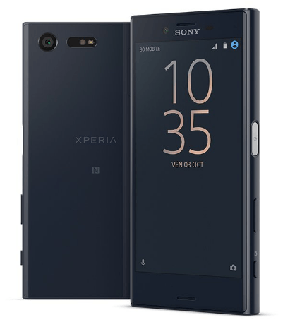 Sony Xperia X Compact - avis et test
