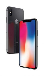 smartphone 5 pouces Apple iPhone X