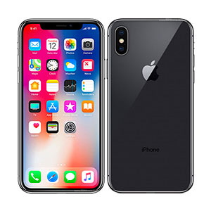 Smartphone Apple iPhone X